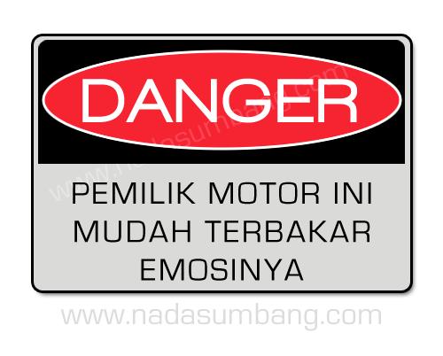 Stiker Kendaraan